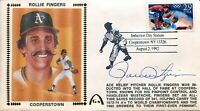 Rollie Fingers Autographed Gateway First Day Cover
