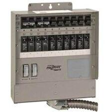 Reliance Controls 510c 10 Circuit 50 Amp Generator Transfer Switch