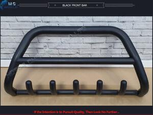 For HONDA CRV BULL BAR BLACK AXLE NUDGE PUSH GRILL ABAR 60mm 2002-2006 OFFER BX1