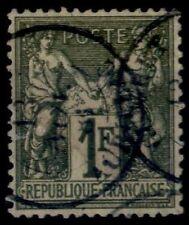 Petit C.a.d. D7 sur Type SAGE 72 = Cote 70 € / Lot Classique France