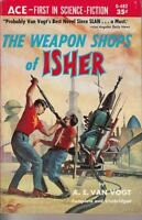 THE WEAPON SHOPS OF ISHER : A.E. VAN VOGT