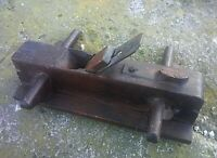 Antique A & E Baldwin #61 Tongue & Groove Wood Working Jointer Plane
