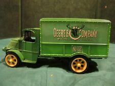 Ertl John Deere 102 1926 Mack Bulldog DIECAST truck bank