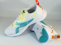 Puma Men's Trainers Puma Hybrid Fuego Mesh White Running Shoes Size 10 UK