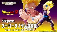 Dragon Ball Z Super Saiyan Son Gohan S.H. Figuarts Bandai TAMASHII WEB EXCLUSIVE