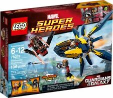 Space Ship Marvel Super Heroes LEGO Building Toys