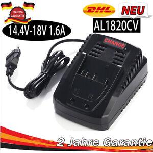 10v 14.4V 18V AKKU Schnell Ladegerät für Bosch AL1814CV AL1820CV AL1860CV BC660