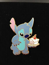 Disney DisneyShopping.com Sweet Treats Series - Stitch Sad Cake Pin  LE 250