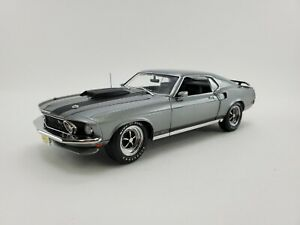 1969 Ford Mustang BOSS 429 - John Wick - 1:18 scale by Highway 61 (HWY-18016)