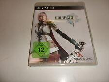 PlayStation 3 Final Fantasy XIII