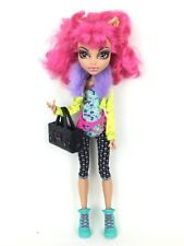 Monster High Doll Howleen Wolf Dance Class