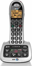 BT 4500 BT4500 Cordless Big Button Phone Answer Machine & Nuisance Call Blocker