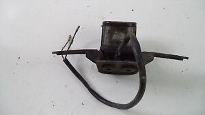 91-94 HONDA CBR 600 F2 REAR LICENSE PLATE MOUNT LIGHT LAMP BRACKET