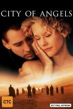 City Of Angels (DVD, 1999) Region 4 VGC with Free Post    Meg Ryan, Nicolas Cage