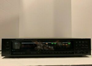 Onkyo T-9090 FM Stereo Tuner Used