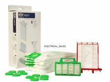 SEBO 6695ER K SERIES K1 K3 SERVICE BOX BAGS WITH FILTERS