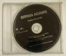 Bryan Adams Inside Out Cd-Single España promocional 1999