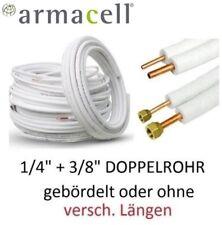 "6,35-9,65mm Kältemittelleitung Kupferrohr isoliert 1//4/""-3//8/"""