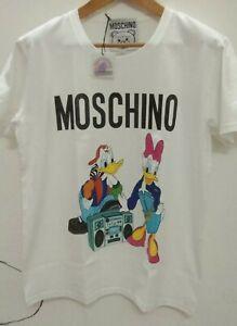 """Moschino Bear T-Shirt Size XL """"Donald Duck"""""""