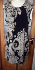 Any Occasion Paisley Sleeveless Dresses for Women