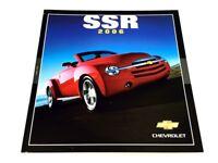 2006 Chevrolet SSR Truck 18-page Original Canada Sales Brochure Catalog - Chevy