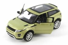 LAND ROVER RANGE ROVER EVOQUE SUV W/ SUNROOF 1/24 scale DIECAST CAR
