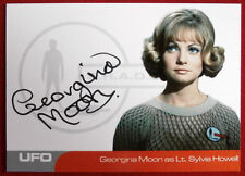UFO - GEORGINA MOON (GM1) - Lt Sylvia Howell - VERY LIMITED Autograph Card