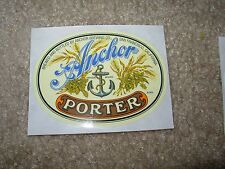 ANCHOR BREWING Brekles Brown San Francisco STICKER decal craft beer brewery