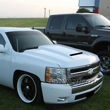 2007-2013 CHEVY SILVERADO 1500 RS STYLE FUNCTIONAL RAM AIR HOOD +90 DAY WARRANTY