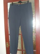 Size 36 inch waist short leg Navy Trousers