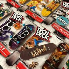 Tech Deck ASSORTED Single 96MM Fingerboard NEW & SEALED Skateboard