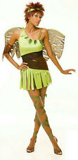 Wicked Tink Tinkerbell Sexy Womens Adult Costume Size Large 12-14