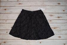 NWT - Margaret M Black w/ Pattern Skirt Exclusive for Stitch Fix - Medium