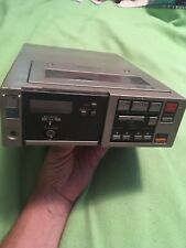 Sony SL-2000 Betamax Portable Video Cassette Recorder for Parts Untested