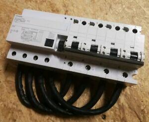 Siemens RCBO 5SU1 674-7AK82 FI/LS C125A 300mA / 0,3A FI-SCHUTZSCHALTER allstrom