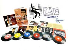 Elvis Collectors 6 CD Boxset The Classic Bootleg Collection Volume 2