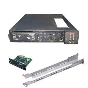 APC Smart-UPS RT 1500VA 1050W 120V 6-Outlet SURTA1500RMXL2UQ NMC No Batt. Cart.