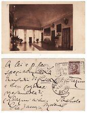 #MILANO: G. ZACCARIA-  L'NTERNO DELLA SUA CASA -1927