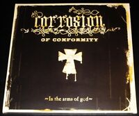 Corrosion Of Conformity: In The Arms Of God 2 LP Black Vinyl Record Set 2016 NEW