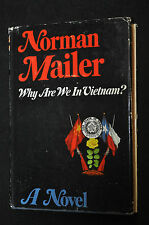 Norman Mailer Why Are We In Vietnam 1st Edition H/C D/J Novel - (1967) ITB WH