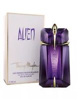 New&sealed Thierry Mugler Alien 60ml Refillable Eau De Parfum Woman's Fragrance