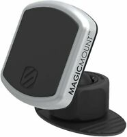 Scosche MagicMount Pro Universal Magnetic Phone Holder w/ Grip, Black