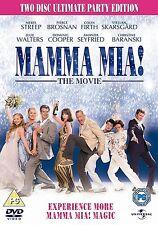 Mamma Mia 2009 Special Edition Meryl Streep, Pierce Brosnan NEW SEALED UK R2 DVD