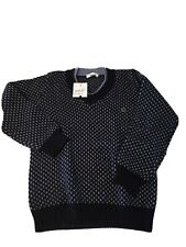 Nwt Navy Boys Gucci Sweater Size 4