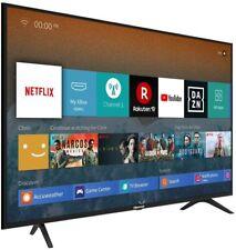 Hisense H55BE7000 138 cm (55 Zoll) Fernseher, 4K Ultra HD HDR Triple Tuner EEK A