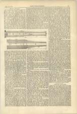 1874 artillería franceses pesado y Campo Rayo conductores padres Secchi