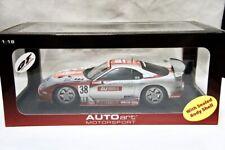 AUTOart 1/18 JGTC #38 Cerumo Toyota Supra TRD RAYS 5Zigen No Fast Furious Tuners