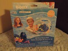 Disney Finding Dory 3D Dory Beach Ball NIB