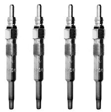 4 X MONARK Glühkerze Glühstift für SKODA  OCTAVIA 1.9 TDI & SDI  glow plug