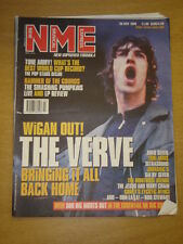 NME 1998 MAY 30 THE VERVE SHED SEVEN TORI AMOS GORKY